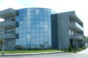 Το κτίριο της Δικηγορικής Εταιρίας Κοσμίδης & Συνεργάτες στη Νέα Μηχανιώνα Θεσσαλονίκης